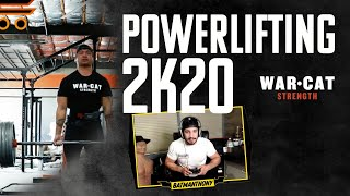 Powerlifting 2K20