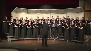 "The Florida College Chorus ""Not One Sparrow Is Forgotten"" by William Hawley, Dr. Jon Bassett, dir."