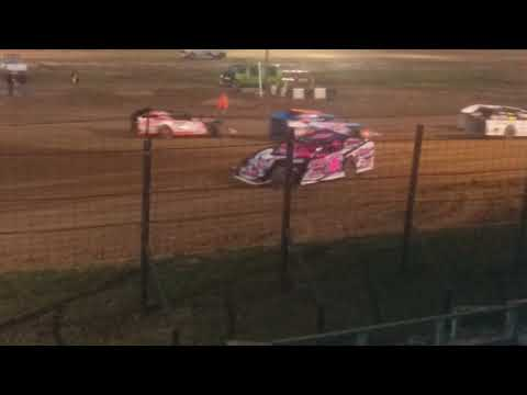 Modifieds Heat 2 Fayette County Speedway 4/17/18