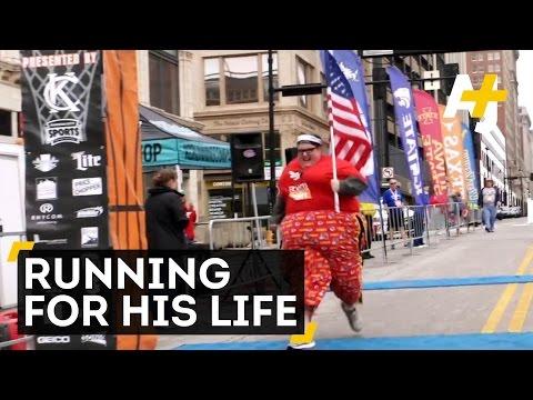 Derek Mitchell Ran 20+ Races To Fight Obesity