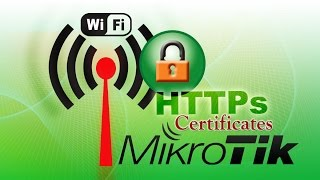 Redirect HTTPS Hotspot Login Page Mikrotik Self-Signed Certificate(How to redirect the access https hotspot login pages of the Mikrotik Hotspot Server using OpenSSL Self-Signed Certificate. Importing the key and Certificate to ..., 2015-04-02T20:31:42.000Z)