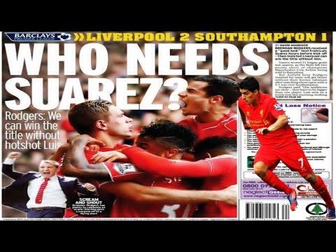 ¿Quién necesita a Suárez? Who Needs Suárez? / Liverpool FC 2011-2014