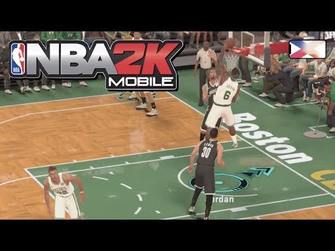 NBA 2K Mobile - Season 5 Game 2 vs Brooklyn Nets