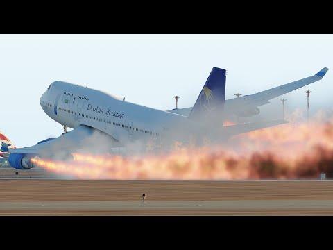B747 Pilot Made