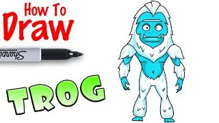 How to Draw Trog | Fortnite