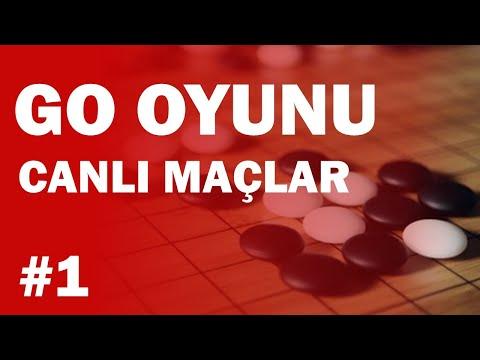 Go Oyunu - Canlı Maçlar #1