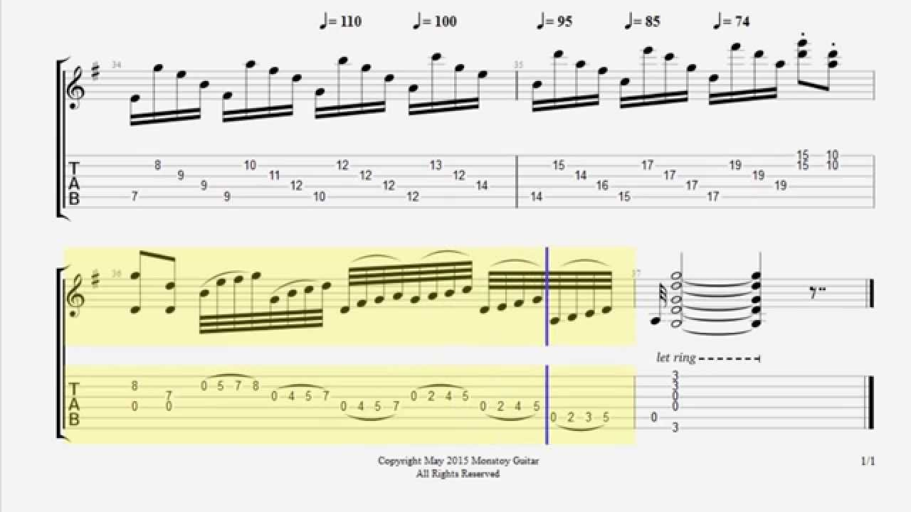 how to play slipping away