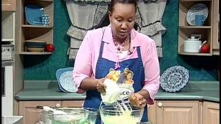 Mango Tea Bread -- Grace Foods Creative Cooking