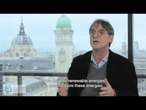 Renewable energies: developing solutions inspired by life - Marc Fontecave