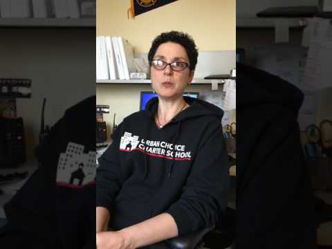 Urban Choice Charter School Testimonial