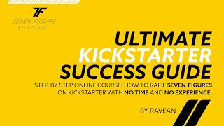 How to Launch a Successful Kickstarter