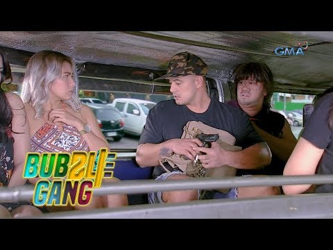 Bubble Gang: Biyaheng dugyot