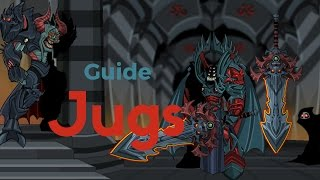 AQW - Juggernaut Items of Nulgath! Fast Guide for Mem/Non-Mem!!!