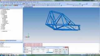 Femap and NX Nastran Five Minute Tutorials -  Intro to Beam Modeling