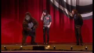 The Mighty Boosh Live at Brixton