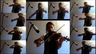 Naruto Shippuden - Despair (Violin Cover)