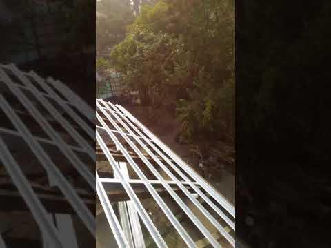 model reng baja ringan renopasi kayu pake kaso youtube