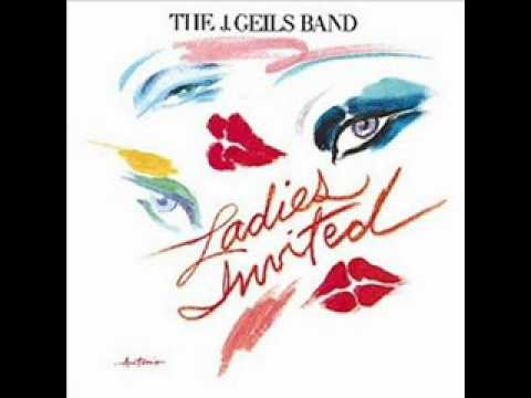 j geils band homework chords