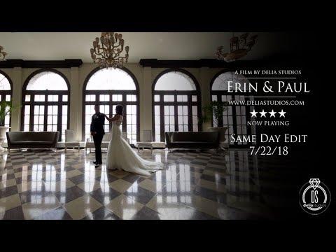 Erin & Paul :: Same Day Edit :: The Berkeley