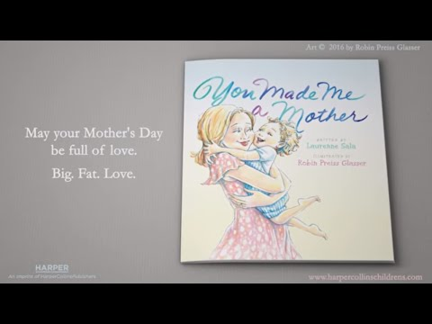 You Made Me a Mother | Official Book Trailer