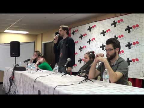 Vinesauce Too Many Games Panel 2016