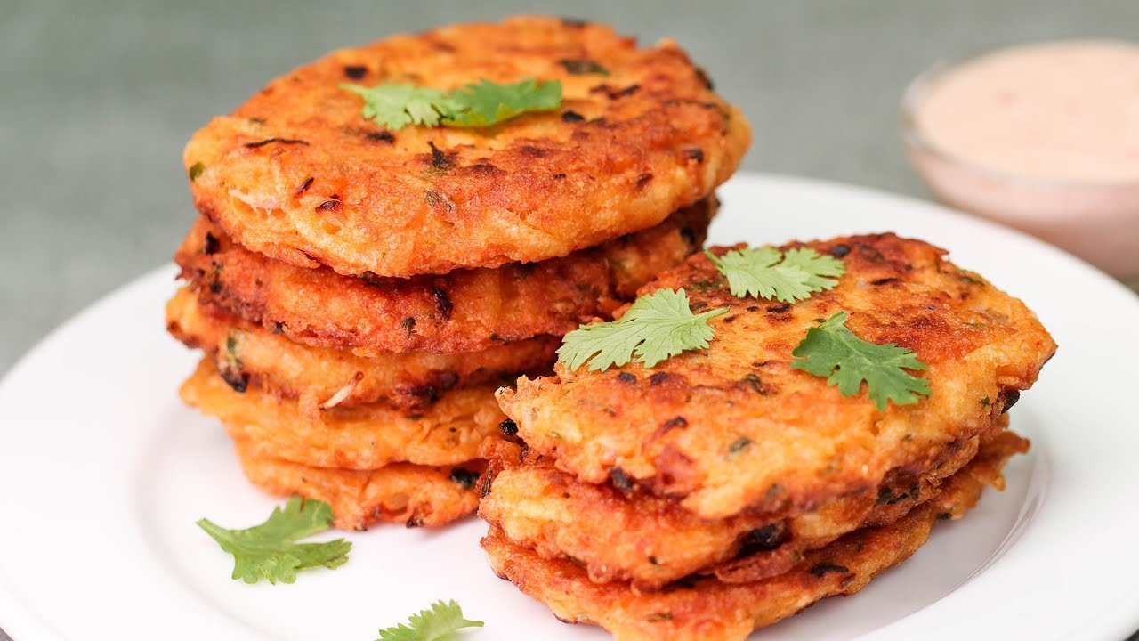 SPICY HASH BROWNS RECIPE l McDonald's HUSH BROWNS AT HOME l Testia - YouTube