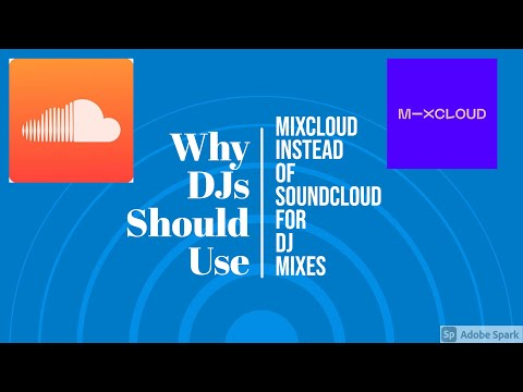 Why DJs Should Use MixCloud to Post Mixes Instead of SoundCloud in 2021 For DJ Reflex