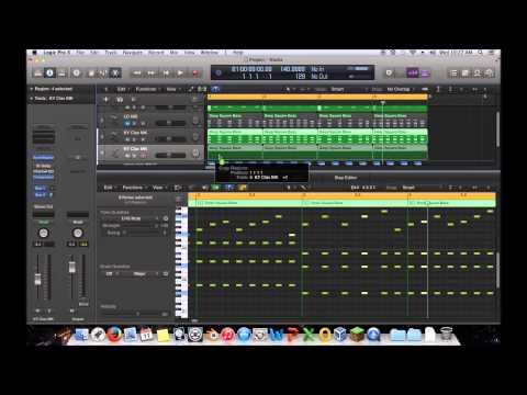 Mastering EDM Ep. 19: Writing a Melody/Chord Progression - Logic Pro X