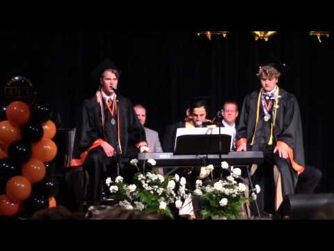 Elk Rapids High School Graduation Song 2015