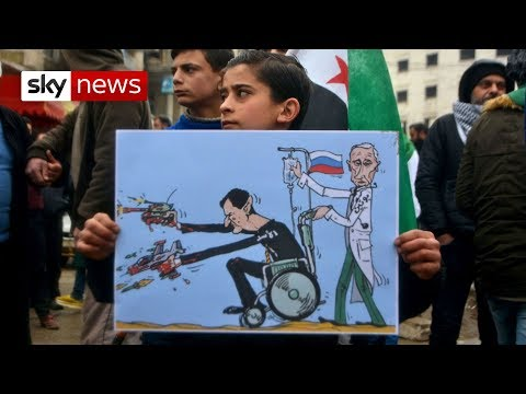 Is President Assad Guilty Of War Crimes?