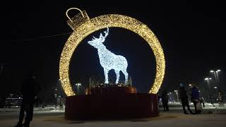 Новогодняя сказка. Харьков.
