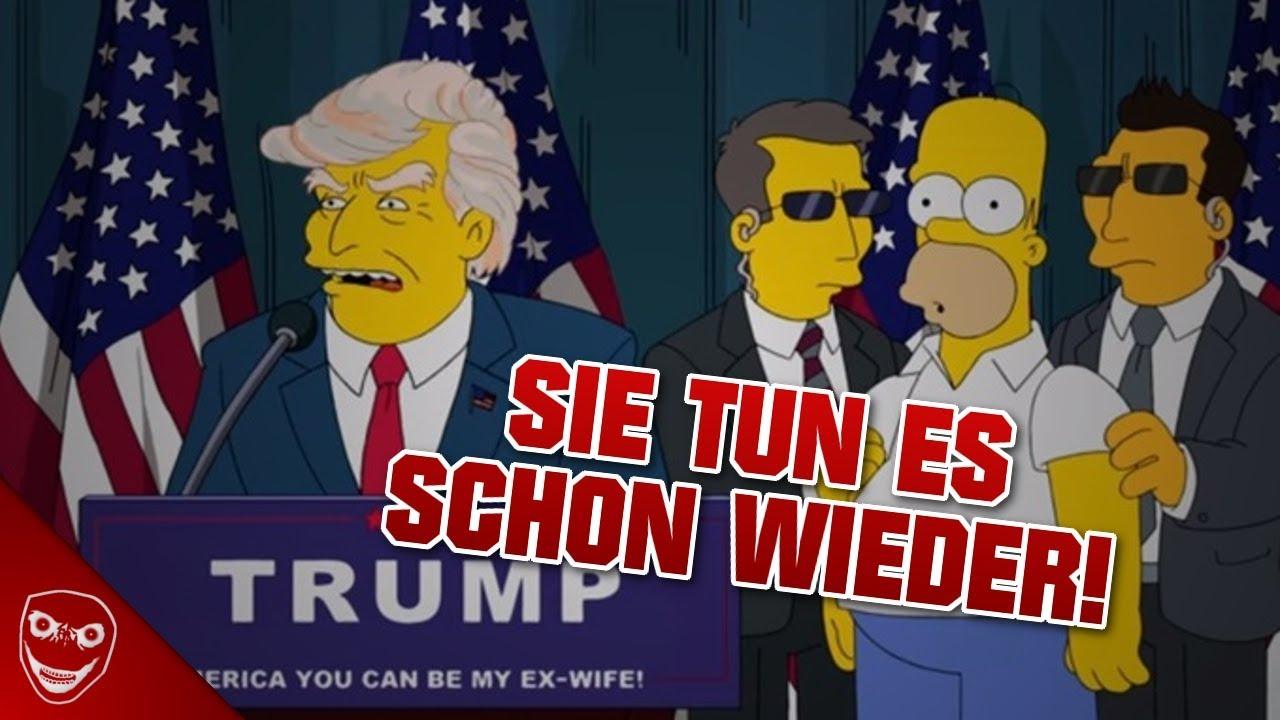 Simpsons Sagen Zukunft Voraus