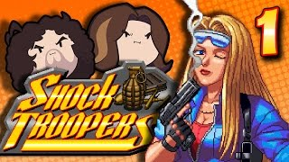 Shock Troopers: Hot Milkies - PART 1 - Game Grumps