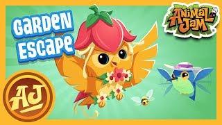 Grab the Garden Escape Membership Bundle! | Animal Jam