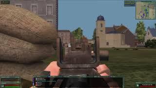 WWII OnLine. BattleGround Europe [059]. Allies side.