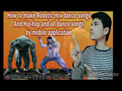 How to Make Robotic Mix songs ||  ( part 1 )