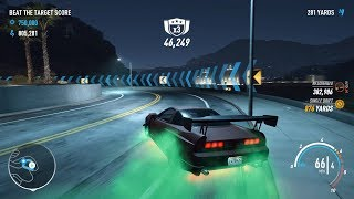 Need For Speed Payback - Defeating The Drift King Aki Kimura