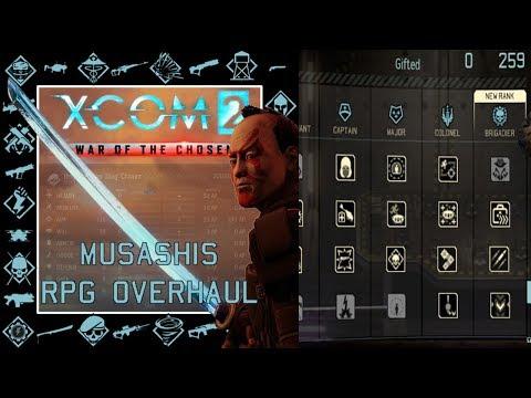 XCOM2 RPGOverhaul Mod Spotlight