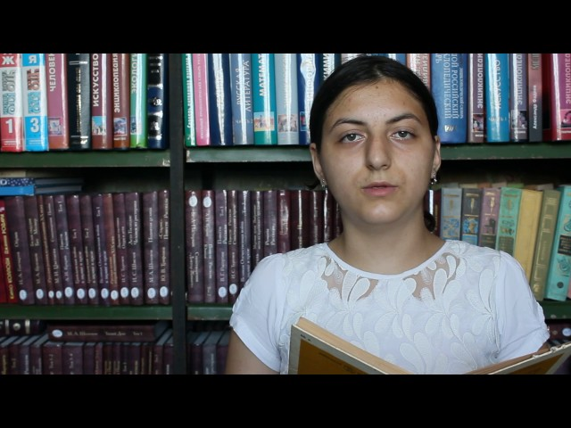 Изображение предпросмотра прочтения – ВикторияРябова читает произведение «Внимая ужасам войны» Н.А.Некрасова