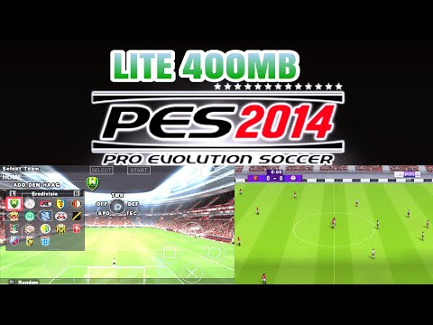 PES 2014 Lite Iso Ppsspp