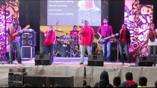 Day 4   Where I belong SYNC 2015 Music Dept India YFC