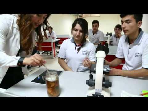 Akdeniz Hedef Koleji Kısa Tanıtım Filmi