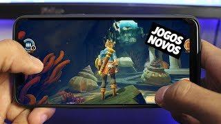 Oceanhorn Para Android Saiuu Jogos Novos Para Android 2019