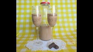 Молочно кофейный ликёр