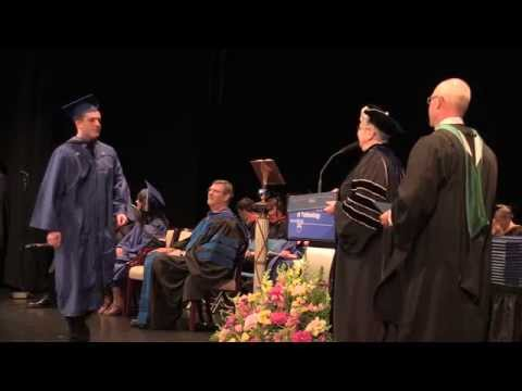 Penn College Commencement: August 9, 2014