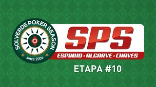 Bem vindos à Etapa #10 da Solverde Poker Season 2016