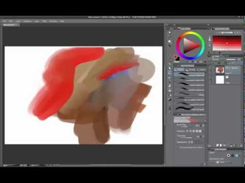 Clip Studio Paint Overview
