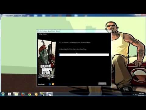 How To Download And Install Gta San Andreas Hd Torrent
