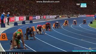 Ramil Guliyev Avrupa Şampiyonu oldu!!!!