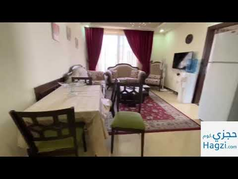 REF 12658/ furnished 1 bedroom for rent in telaa al ali